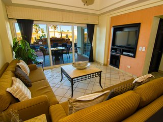 Spectacular 1 Bedroom Condo on Sandy Beach at Las Palmas  Resort baja 103