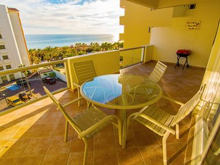 Beautiful 2 Bedroom Condo on the Sea of Cortez at Las Palmas Resort BN-505