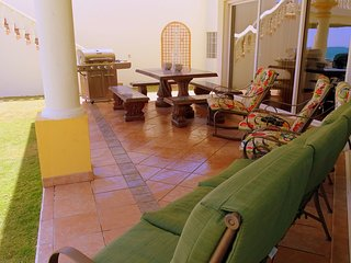 Stunning 4 Bedroom Beach Villa on Sandy Beach at Las Palmas Beachfront ResortV15