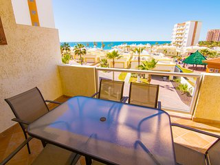 Beautiful 2 Bedroom Condo on the Sea of Cortez at Las Palmas Resort D-303A