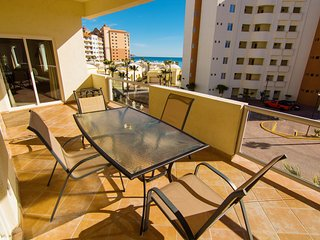Luxurious 3 Bedroom Penthouse on the Sea of Cortez at Las Palmas Resort BN-305