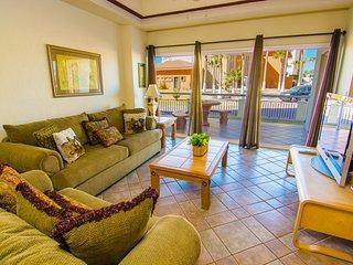 Beautiful 2 Bedroom Condo on the Sea of Cortez at Las Palmas Resort D-101