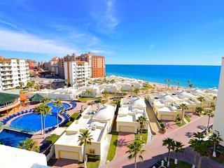 Luxurious 3 Bedroom Penthouse on the Sea of Cortez at Las Palmas Resort BN-702