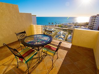 Beautiful 11/2 Bedroom Condo on the Sea of Cortez at Las Palmas Resort D-703A