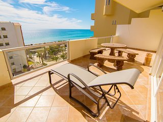 Luxurious 3 Bedroom Penthouse on the Sea of Cortez at Las Palmas Resort BN-703