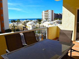 Beautiful 2 Bedroom Condo on the Sea of Cortez at Las Palmas Resort D-305