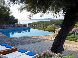 VILLA MASTIHA -  Sivota Bay villas - Lefkada villas Greece