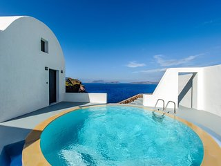 BlueVillas | Villa Serenity | Private pool & spa and private sea view terrace