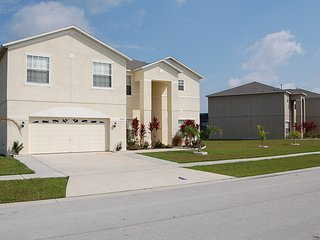 Two Side by Side Orlando homes