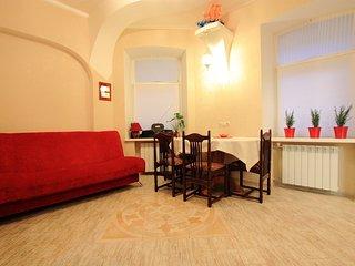Apartment EdemvPiter Malookhtinsky