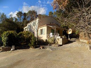 Gite Sud de France Carcassonne Montagne noire chez Léa, Aragon