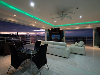 One of the best beach front apartments in Thailand.