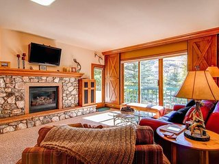 3 Bedroom Condo in Border's Lodge, Avon
