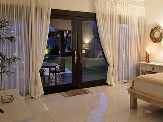 Villa Darshan - Stunning, Peaceful and Private, 1 bed Villa, Kerobokan