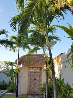 The doors to your Bali holiday