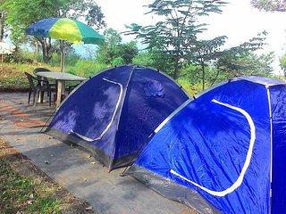 Panchgani Adventure :- Tents