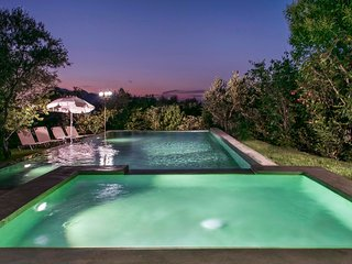Splendid Seaview Villa, Darmarochori Chania