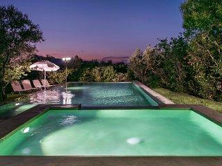 Splendid Seaview Villa, Darmarochori Chania Crete