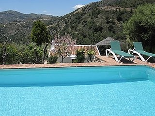 2 bedroom Villa in Frigiliana, Andalusia, Spain : ref 5455093
