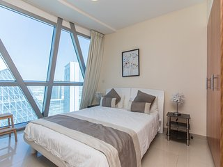 Stay close to Burj Khalifa, 2 BR in DIFC, Dubai