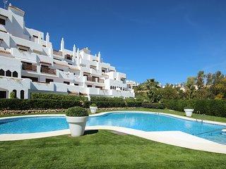 2 bedroom garden apartment, Golf Hills, Cancelada, Estepona