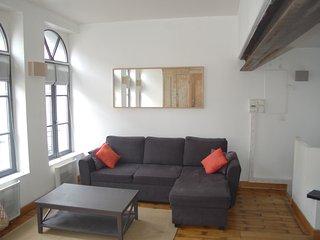 appartement de charme dans le Vieux Lille