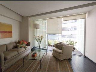 Apartamento de lujo-alberca en Lomas-Polanco Mexico