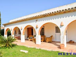 Casa de campo con Piscina en Jalón