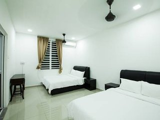bedroom for 4 pax
