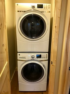 New Washer and Dryer with Steam