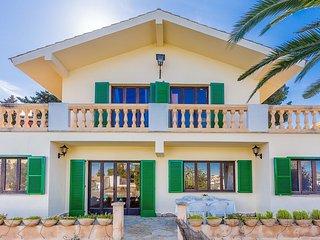 Villa 5 in in Portocolom close to the beach