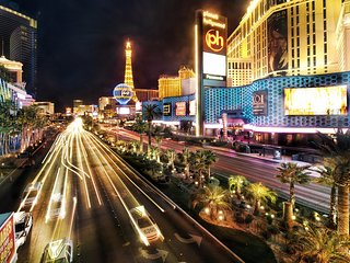 Labor Day Weekend on the heart of the Las Vegas Strip