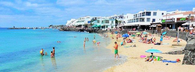 Molto vicino alle migliori spiagge di Lanzarote