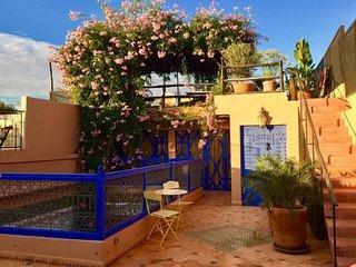 DAR ZIOUI, à Quelques minutes de Djema el Fna, Marrakech