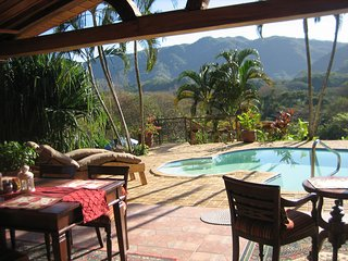 A beautiful 3 bedroom home on 20 acres of dramatic Costa Rican countryside