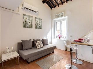 Characteristic Apartment in the Heart of Rome