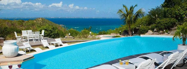 Villa Caye Blanche 5 Bedroom SPECIAL OFFER, Anse Marcel