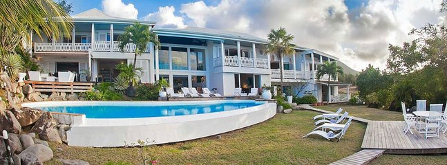 Villa Caye Blanche 7 Bedroom SPECIAL OFFER, Anse Marcel