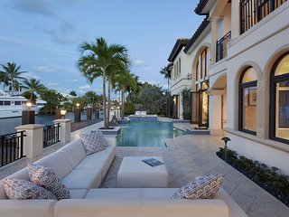 Spectacular Modern Waterfront, Fort Lauderdale