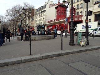 Charmant studio proche du Sacre Coeur et du Moulin Rouge