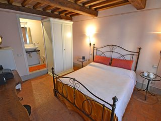 Apartment Benedetti for 2+2 people in Cortona center