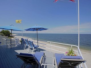 All Bedrooms Ocean Views Largest Beach House! Rent A MONTH LOW PRICE!, Wading River