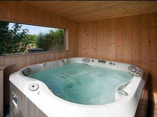 Espace Ker Gana : Jacuzzi, sauna et poêle à bois, Gîte charmant 4 personnes