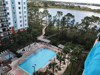 Ocean Towers Beach Club located on the Miracle Stip noted for its awesome beauty, Panama City Beach