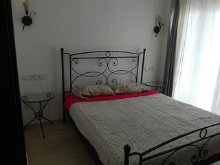 Private doble bedroom with sea view., Santa Eulalia del Rio