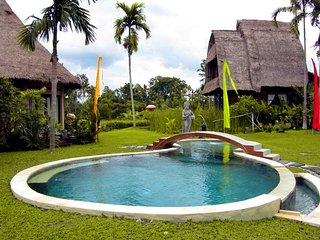 Villa Kunang Kunang Ubud 5BDR private pool