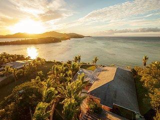 VILLA MALOLO, FIJI - 4 B/room luxury living on Malolo Laila Island