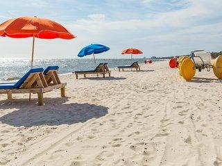 ❤️ BLUE - 5min walk to Beach. Sleeps 10, Casinos ** BEST REVIEWS IN COMPLEX **