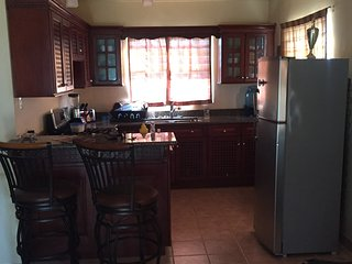 Fully Furnished 2 Bedroom House In Town