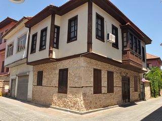 Osmanlı evi Kaleiçi